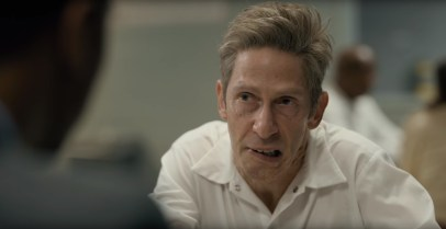 Tim Blake Nelson co-stars as Ralph Myers in the true story courtroom drama JUST MERCY (2019)