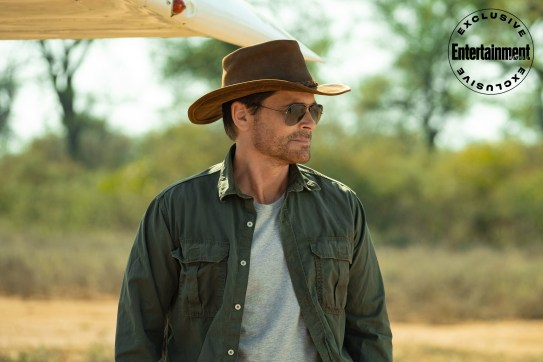 Rob Lowe stars in Netflix's Africa-set Christmas romance HOLIDAY IN THE WILD (2019)