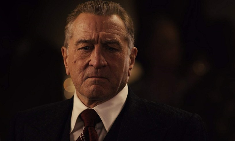 Robert De Niro stars in the title role of Martin Scorsese's mob epic THE IRISHMAN (2019)