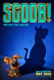 One Sheet Poster for the new animated feature SCOOB! (2020)