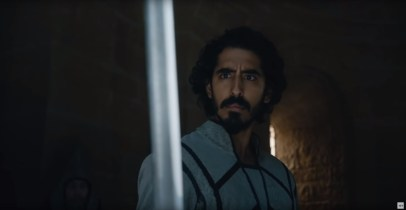Dev Patel stars as Sir Gawain in David Lowery's THE GREEN KNIGHT (2020)