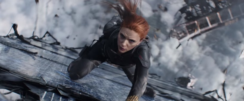 Scarlett Johansson returns in the mid-MCU prequel of BLACK WIDOW (2020)