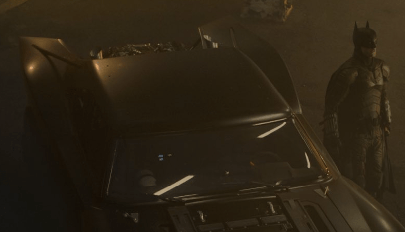 The New Batmobile Has Arrived (IMAGES) – I Can't Unsee That Movie ...