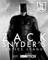 Ben Affleck stars as Batman in the long-rumored Snyder Cut of JUSTICE LEAGUE will be coming to HBO Max in 2021.