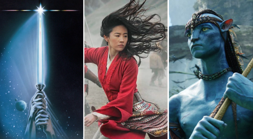 Disney has pulled MULAN from the 2020 schedule and delayed both AVATAR and STAR WARS franchises a full year.