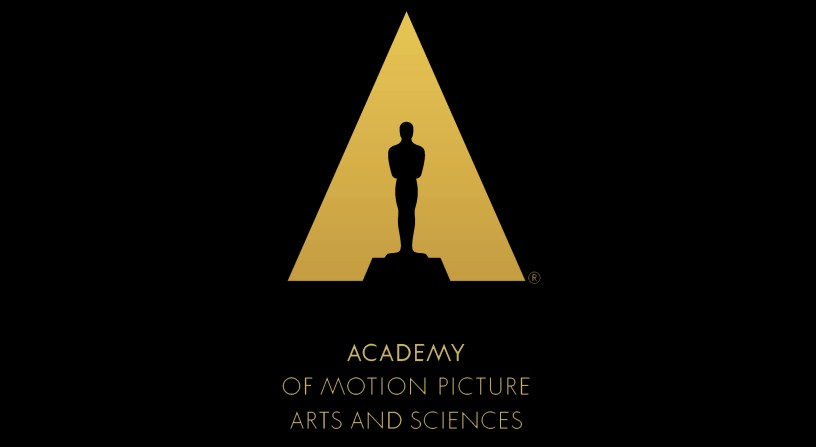 Logo for the Academy of Motion Picture Arts & Sciences (AMPAS), the film industry organization that produces the Academy Awards.