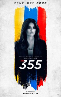 Penelope Cruz co-stars as Graciela in the female action-spy thriller THE 355 (2021)