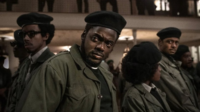 Darrel Britt-Gibson, Daniel Kaluuya and Lakeith Stanfield co-star in JUDAS AND THE BLACK MESSIAH (2021)