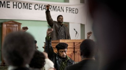 Lakeith Stanfield and Daniel Kaluuya star in JUDAS AND THE BLACK MESSIAH (2021)