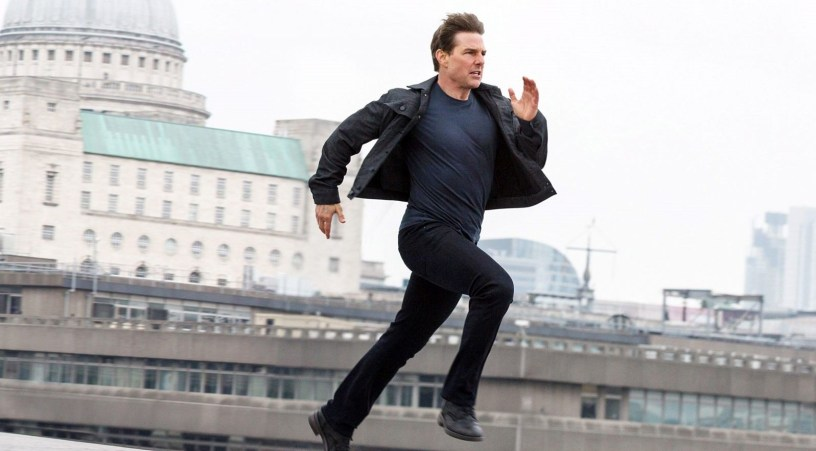 Tom Cruise stars as Ethan Hunt in the MISSION: IMPOSSIBLE franchise, produced by Paramount Pictures.