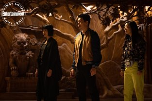 Fala Chen, Simu Liu, and Awkwafina star in Marvel's SHANG-CHI AND THE LEGEND OF THE TEN RINGS (2021)Marvel's SHANG-CHI AND THE LEGEND OF THE TEN RINGS (2021)