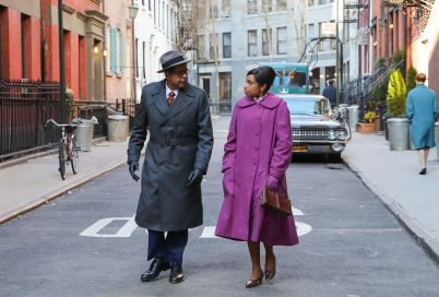 Forest Whitaker and Jennifer Hudson co-star in the Aretha Franklin biopic RESPECT (2021)