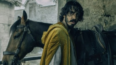 Dev Patel stars as Sir Gawain in David Lowery's adaptation of the medieval poem THE GREEN KNIGHT (2021)