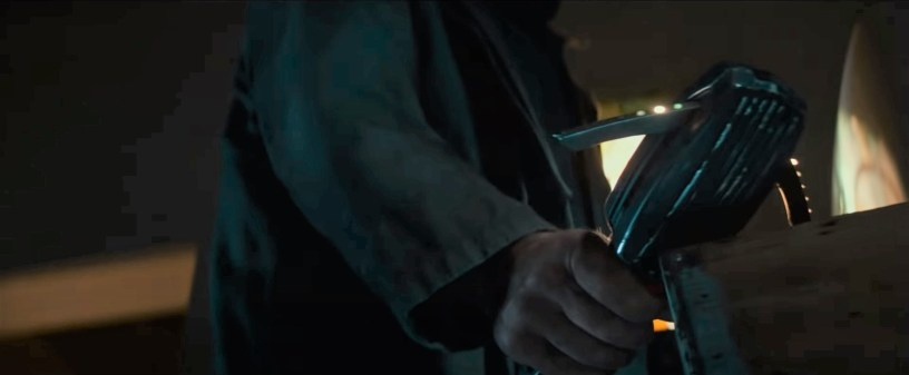 A PKE Meter is discovered in the franchise reboot GHOSTBUSTERS: AFTERLIFE (2021)