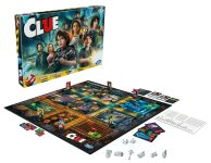 Clue board game edition for GHOSTBUSTERS: AFTERLIFE