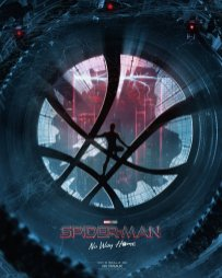 Movie Poster for SPIDER-MAN: NO WAY HOME (2021)