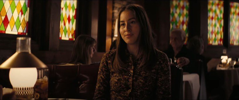 Alana Haim stars as a beguiling young woman in director Paul Thomas Anderson's LICORICE PIZZA (2021)