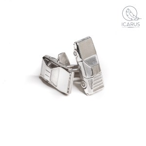 DMC Back to the Future DeLorean Cufflinks