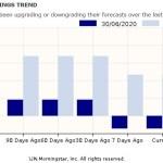 Forecast Earnings Trend