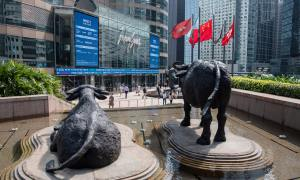 Hong Kong Stocks Roar Into 2021 On Surge Of Investment From China