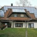 paneles solares en casa