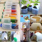 Reciclaje de residuos, ideas de recilaje