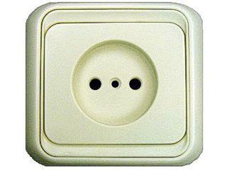 Toma o enchufe, partes de la instalacion electrica de una casa