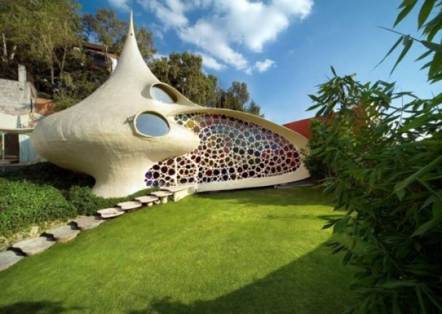 Casa Nautilus, Mexico