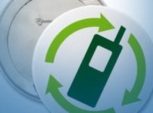 reciclar el celular