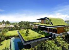 Casa natural, Sky Garden House