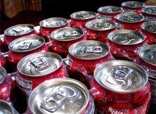 reciclaje de latas de refrescos