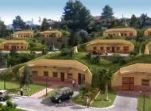 Bio Viviendas, casas enterradas