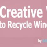 reciclar botellas de vino