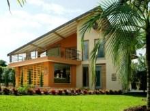 casa sostenible, casa ecológica