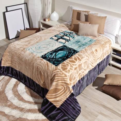 mantas de terciopelo, lencería de hogar
