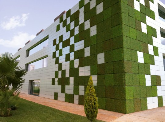 Jardines verticales sostenibles: Ceracasa Lifewall