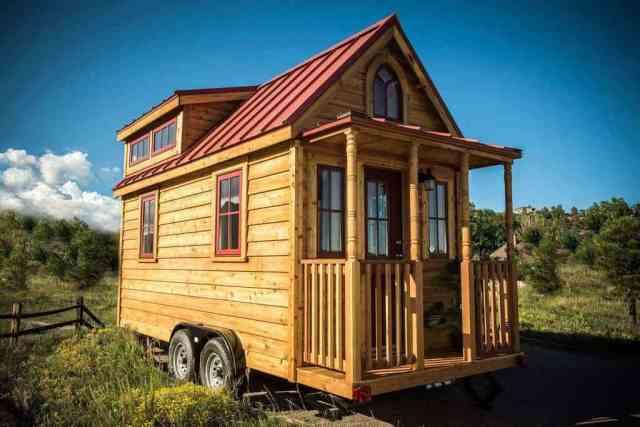 tiny house, minicasa