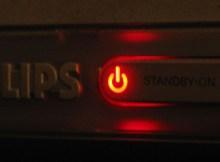evitar el consumo en stand by para ahorrar energía eléctrica en casa