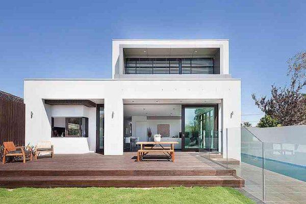 elegir una casa prefabricada de madera, acero, hormigón o modular