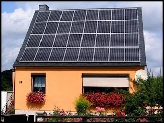 paneles solares para casas