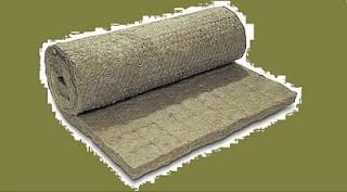 lanas minerales, lana mineral de roca,