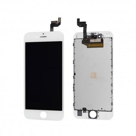 ecran iphone 6 6s noir ou blanc vitre tactile sur chassis outils