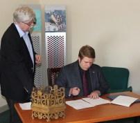 Leihvertrag Gardelegen ICATAT Tatarenleuchter