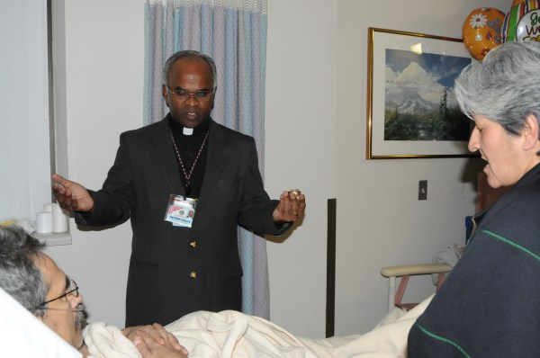 Clinical Pastoral Education Training Teaches Hear