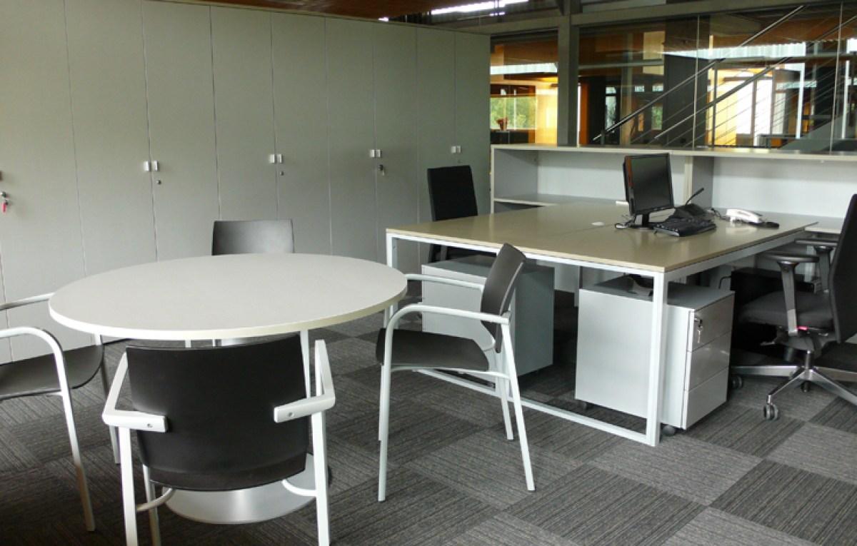 Oficinas y armarios bilaminados