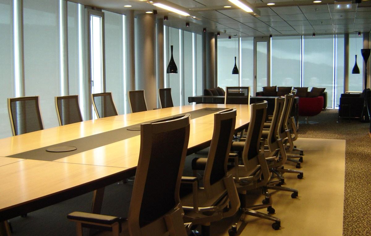 Silla de oficina en Bilbao