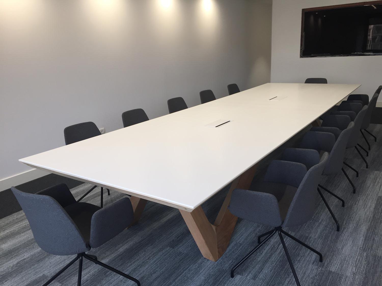 Mobiliario de oficina, sillería ergonómica