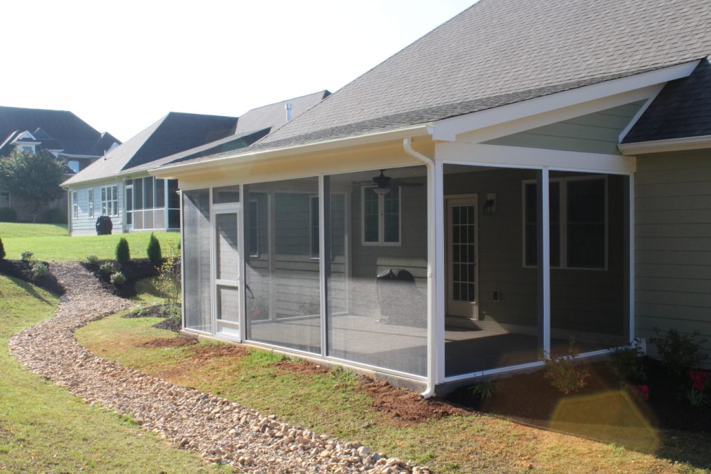 Screened Porch Additions  The Inside Story  Integrity
