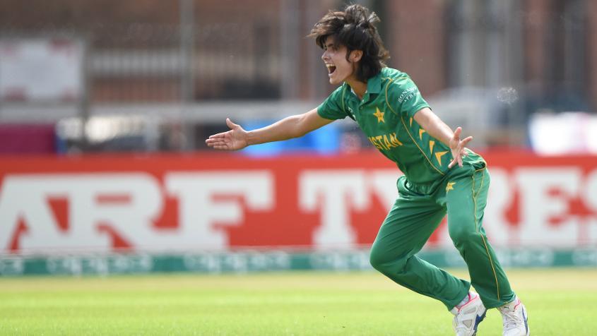 """Sana Mir, Pakistan's captain, said Baig """"brings a lot of spark to the team""""."""