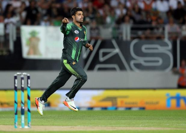 Shadab Khan has surged up to the second position in the latest T20I rankings